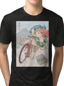 Ride free! Tri-blend T-Shirt