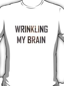 Community - It's wrinkling Troy T-Shirt