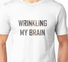 Community - It's wrinkling Troy Unisex T-Shirt