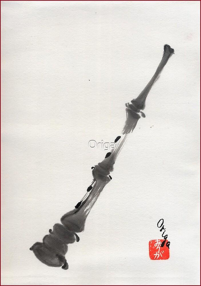 Shakuhachi by Origa