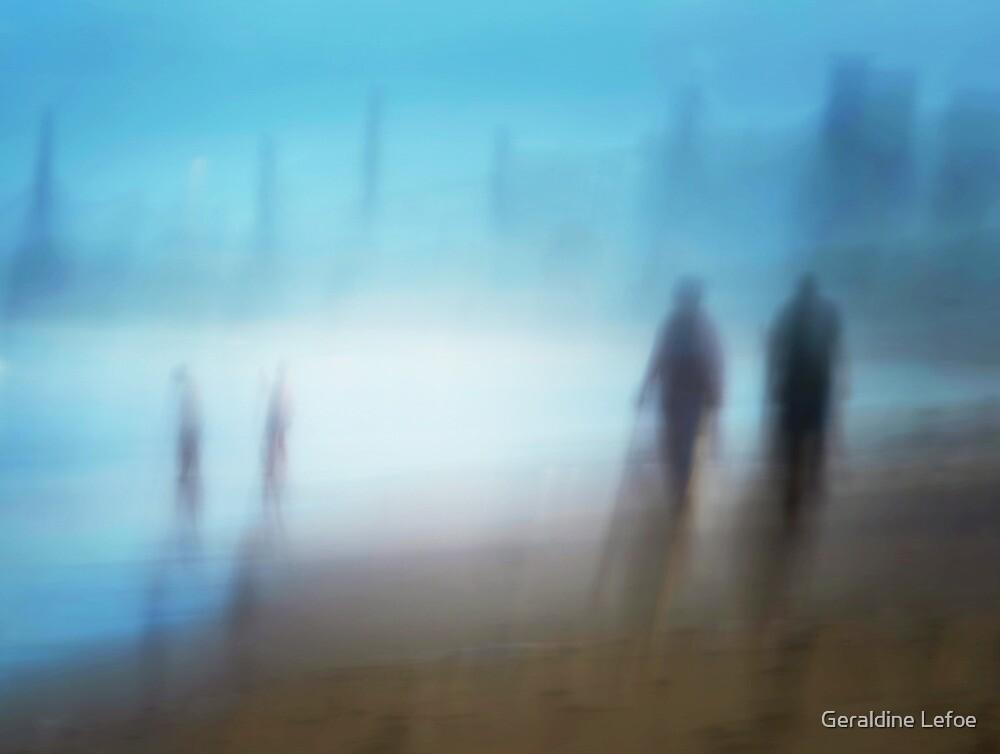 The Exiles by Geraldine Lefoe