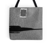 Pedestrian Black and White 5 Tote Bag