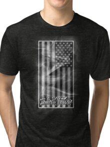 Black Flag Tee 2 Tri-blend T-Shirt