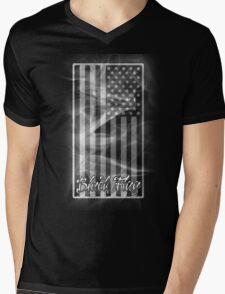 Black Flag Tee 2 Mens V-Neck T-Shirt