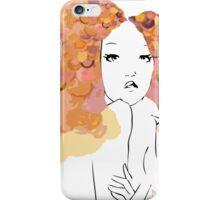 Afro Girl iPhone Case/Skin