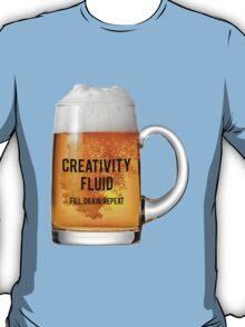 The Creative Fluid T-Shirt