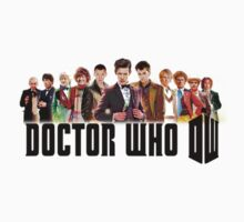 DOCTOR WHO 50TH ANNIVERSARY  by M Put