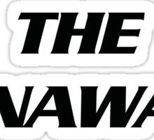 The Runaways Logo Sticker