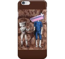 Anatomy of Conflict iPhone Case/Skin