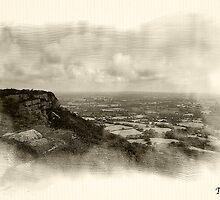 The cloud, bromide by Mikhail31