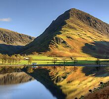 Fleetwith Pike Across Buttermere by VoluntaryRanger