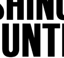 HUNTING FISHING & COUNTRY MUSIC Sticker