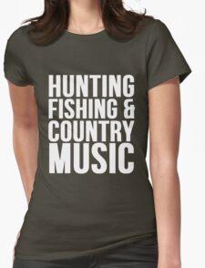 HUNTING FISHING & COUNTRY MUSIC T-Shirt