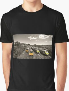 Aller Panoramic  Graphic T-Shirt