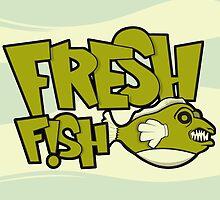 Fresh Fish by tracygrahamcrkr