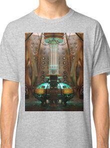 The inside of the Tardis Classic T-Shirt