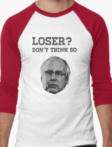 Community - Loser? Don't Think So Men's Baseball ¾ T-Shirt