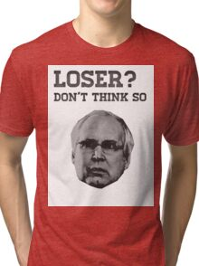 Community - Loser? Don't Think So Tri-blend T-Shirt