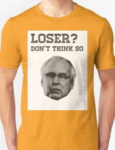 Community - Loser? Don't Think So Unisex T-Shirt