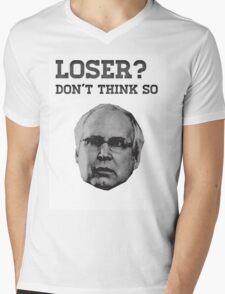 Community - Loser? Don't Think So Mens V-Neck T-Shirt