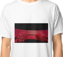 Abstract - Red Chess Classic T-Shirt