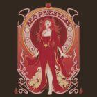 Melisandre, the Red Priestess by DarkChoocoolat