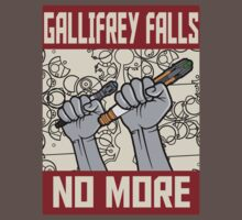 Gallifrey falls, no more by kingUgo