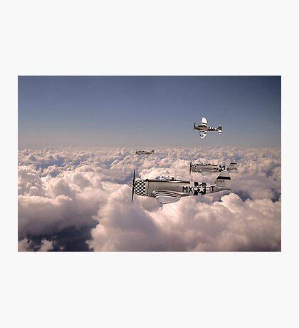 Thunderbolts Photographic Print