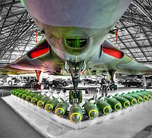 Vulcan and Payload - Hendon - HDR by Colin  Williams Photography