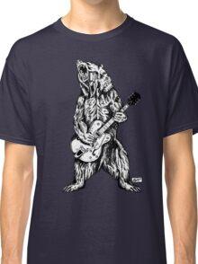 Bear Guitar Classic T-Shirt