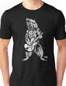Bear Guitar Unisex T-Shirt