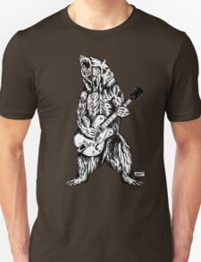 Bear Guitar T-Shirt
