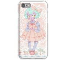 monster lolita iPhone Case/Skin