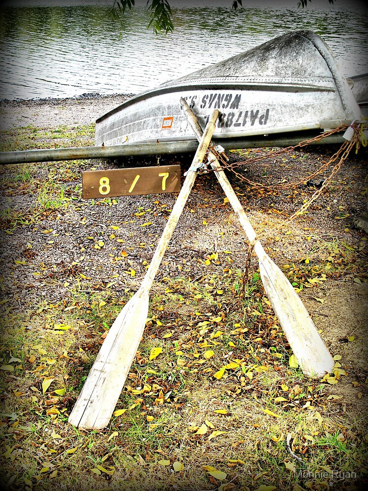 Ready Oar Not by Monnie Ryan