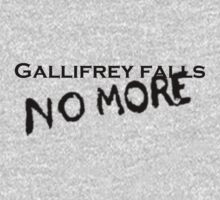 Gallifrey falls no more  by Kirdinn