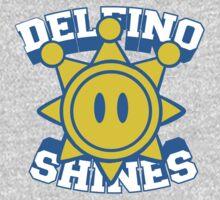 Delfino Shines - Colour by RType88