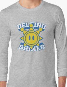 Delfino Shines - Colour Long Sleeve T-Shirt