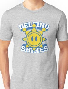 Delfino Shines - Colour Unisex T-Shirt