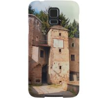 The ruins of Reichenau castle | architectural photography Samsung Galaxy Case/Skin