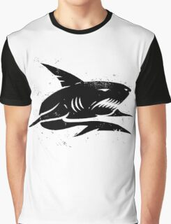black shark Graphic T-Shirt