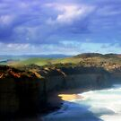 Southern Ocean Headlands by cjcphotography