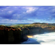 Southern Ocean Headlands Photographic Print