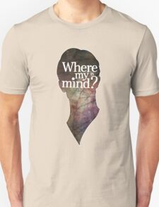 """""""Where is my mind?"""" Two Unisex T-Shirt"""
