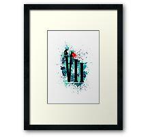 Remembering Aerith (Light) Framed Print