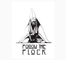 Follow The Flock Pope Tee by Follow The Flock