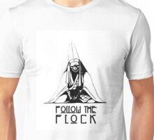 Follow The Flock Pope Tee Unisex T-Shirt
