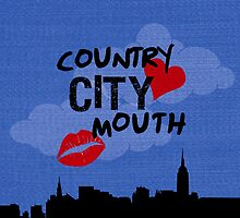 country heart city mouth (one) by Annie Louise