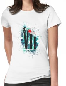 Remembering Aerith (Light) Womens Fitted T-Shirt