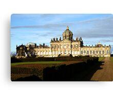Castle Howard Canvas Print