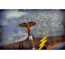 One of the Rear Gunner's Better Days Photographic Print